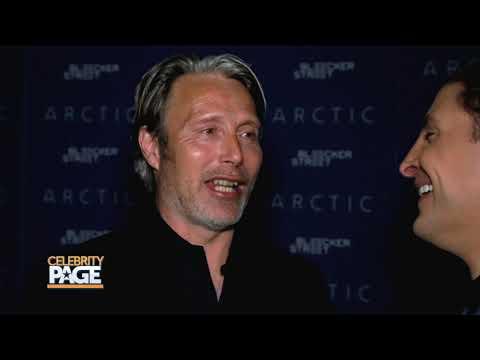 Mads Mikkelsen Talks Filming in Extreme Icelandic Weather   Celebrity Page