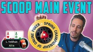 SCOOP 2018 - MAIN EVENT!