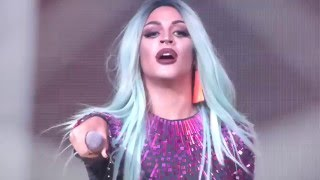 "[ACAPELLA] Pabllo Vittar - Pretty Hurts | ""Festa Priscilla"" BLUE SPACE (08-01-16) By Leh Sanuty"
