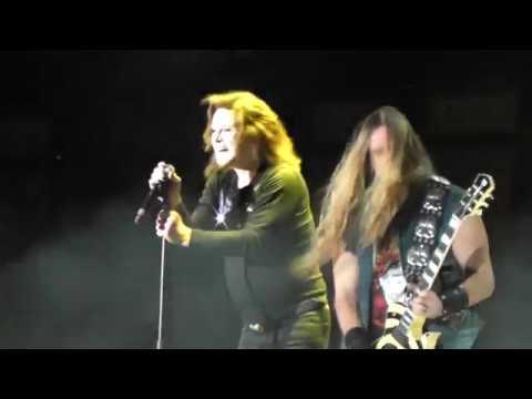 Ozzy Osbourne Bark at The Moon Mexico 2018