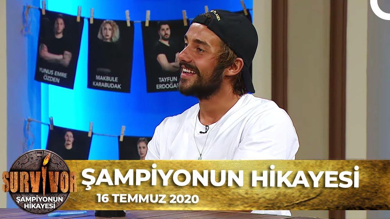 Survivor Şampiyonun Hikayesi Full Bölüm | 16 Temmuz 2020