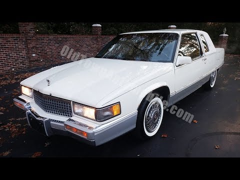 1989 cadillac fleetwood premiere for sale old town. Black Bedroom Furniture Sets. Home Design Ideas