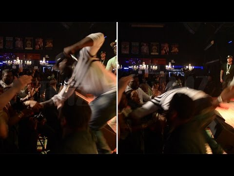 Fan who got Falcon Punched by 50 Cent lawyers up & Prepares to Sue him even after Twerking on stage.