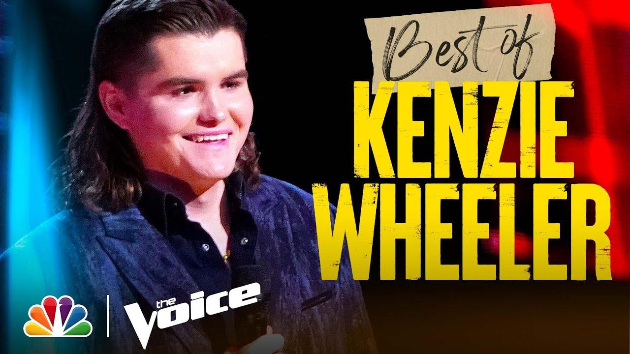 The Best Kenzie Wheeler Performances - The Voice 2021