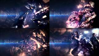 Resident Evil 6 Soundtrack - Extra Contents Menu Theme