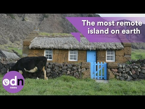 The most remote island on earth is looking for employees