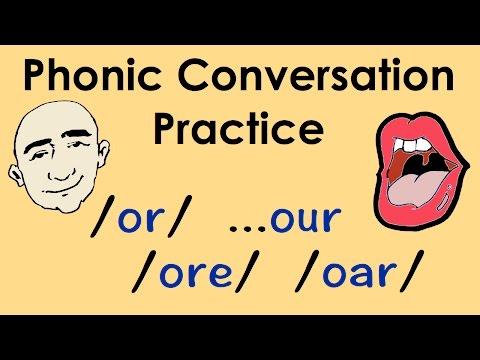 Vežbanje izgovora engleskih glasova - dugo o