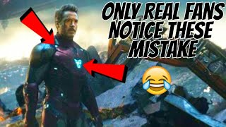 Mistakes In Avengers Endgame Full Movie 2019 Hindi Dubbing - Haq Se Hero