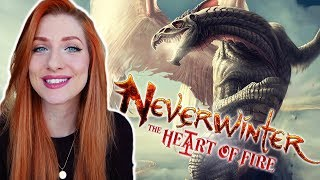 Meine Synchronrolle in NEVERWINTER: The Heart of Fire!