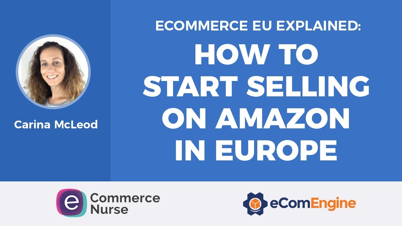 Selling on Amazon in Europe: Getting Started