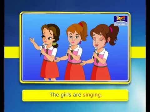 English SL Std-4 GSEB Gujarati Medium