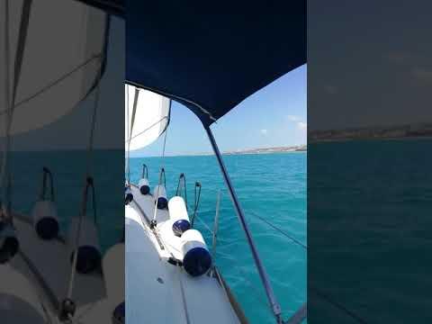 Navigazione A Vela Invictus Sicily Marina Di Ragusa