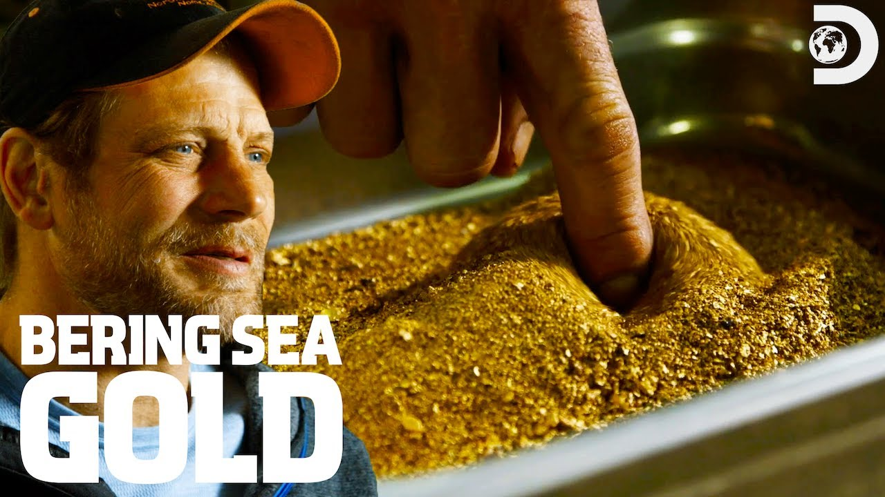 Download 117 Ounces! Biggest Gold Haul So Far | Bering Sea Gold