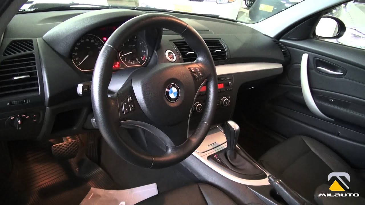 2010 BMW 650I >> BMW 120I - 2009/2010 - YouTube