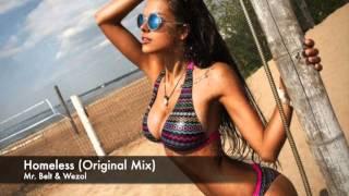 Mr. Belt & Wezol - Homeless (Original Mix) (HD)