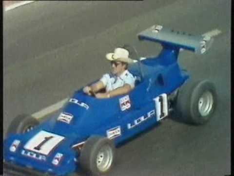 1981 - Dubai Grand Prix - Live coverage of the Grand Prix 1/2