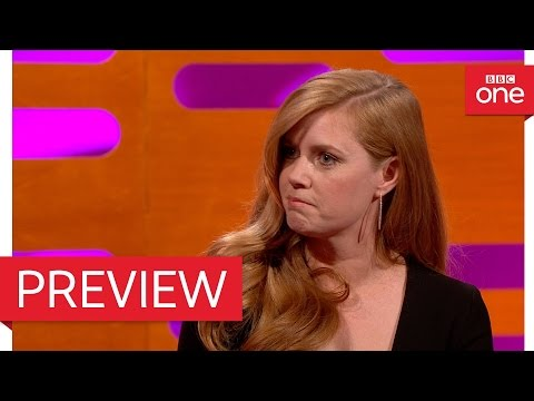 Amy Adams and Chris O'Dowd talk about crying: The Graham Norton  2016  BBC One