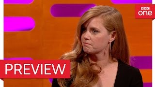Amy Adams and Chris O39;Dowd talk about crying The Graham Norton Show 2016  BBC One