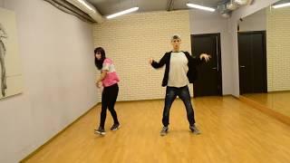 Танец под песню Рваные джинсы - Элджей