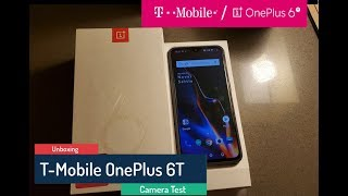 T-Mobile OnePlus 6T - Unboxing - Note9 camera and video comparison