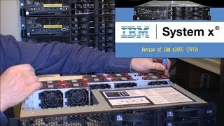A thorough review of the IBM System x3650 - 042
