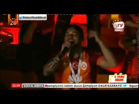 Wesley Sneijder Fener Ağlama Şarkısı (UZUN VERSİYON)