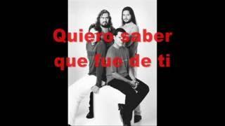 Los Nocheros - No saber de ti (Pistas Martín) KARAOKE