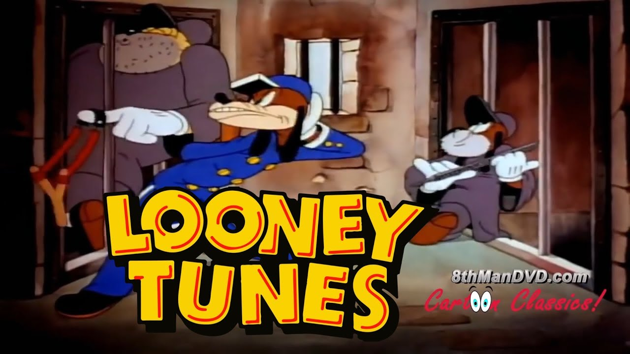 Looney Tunes Cartoon Classics: Bars and Stripes Forever (1939) (HD)