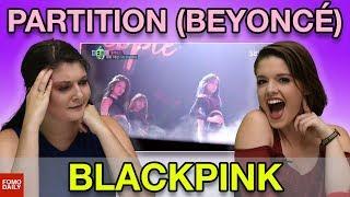 "BLACKPINK ""Partition (Beyoncé) Dance Cover"" • Fomo Daily Reacts"