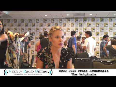 The Originals - Leah Pipes - Interview