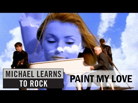 Michael Learns To Rock - Paint My Love  (with Lyrics Closed Caption)