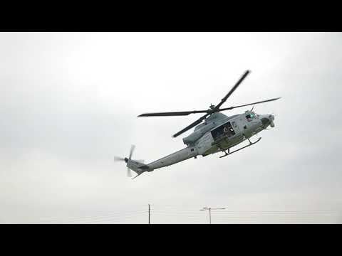 Defense Flash News: Marine Week Phoenix 15 Sec B-Roll, CA, UNITED STATES, 02.12.2018