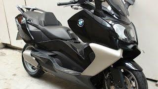 * BMW C650GT ☆新古車レベル☆正規ディーラー車/7434km/1円~