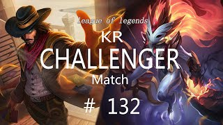 Korea Challenger Match #132/LO…