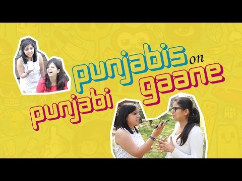 Punjabis on Punjabi Gaane | BC | Before Camera | Chandigarh | Popular Funny Video | 2016