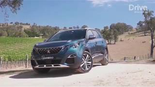 2018 Peugeot 5008 first drive video review