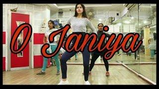 O JANIYA Video | Force 2 | addy choreography