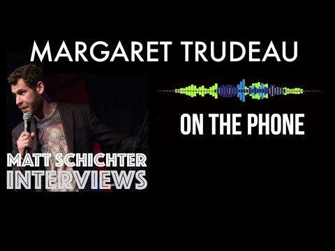 Margaret Trudeau Interview