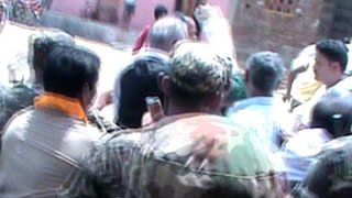 Caught on camera: Jharkhand health minister thrashes RJD leader