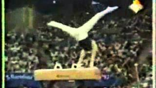 Amazing moments from the greatest gymnasts in history