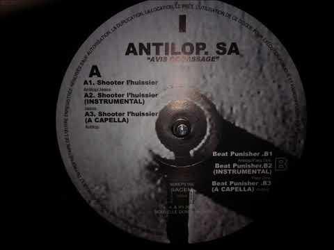 Antilop Sa - Beat Punisseur (2000)