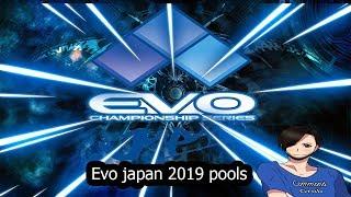 Buena tech y masheo - Evo Japan 2019