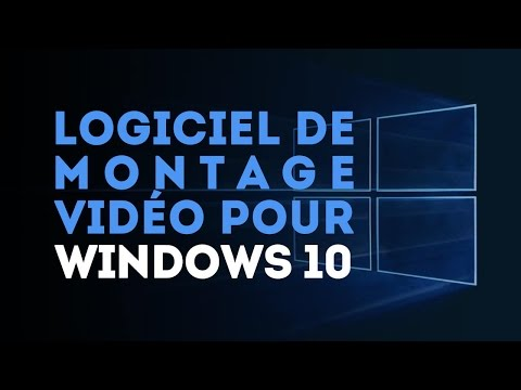 Logiciel de Montage Vidéo pour Windows 10 - Filmora 2016