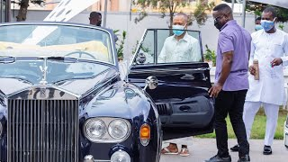 Sarkodie Opens Mouth Wide After Being Shown Kwame Despite Cars & Mansion