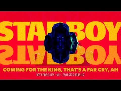The Weeknd ft. Daft Punk — Starboy (Español)...