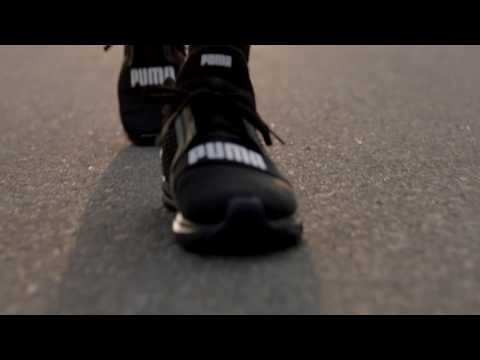 the latest aaf5f d7ff9 PUMA IGNITE Limitless | The Weeknd Runs the Streets - YouTube