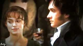☆ Pride and Prejudice (Elizabeth and Mr. Darcy) ~ Counting stars ☆