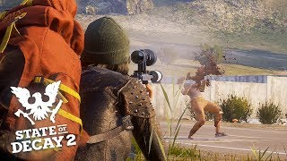 THE DEADLIEST SNIPER! State of Decay 2