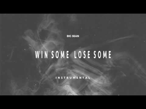 Big Sean - Win Some Lose Some Feat. Jhene Aiko  (Instrumental) FL Studio |Big Sean Official