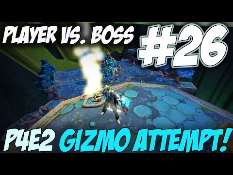 Player Vs. Boss | Episode 26 [PRECISE 4 EQ 2 GIZMO ATTEMPTS!] Runescape 3 Gameplay